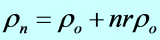 معادله حسابی تعیین جمعیت